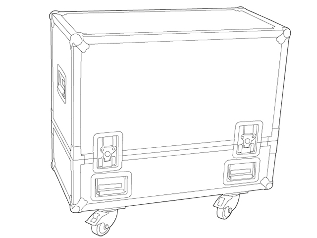CaseRF600